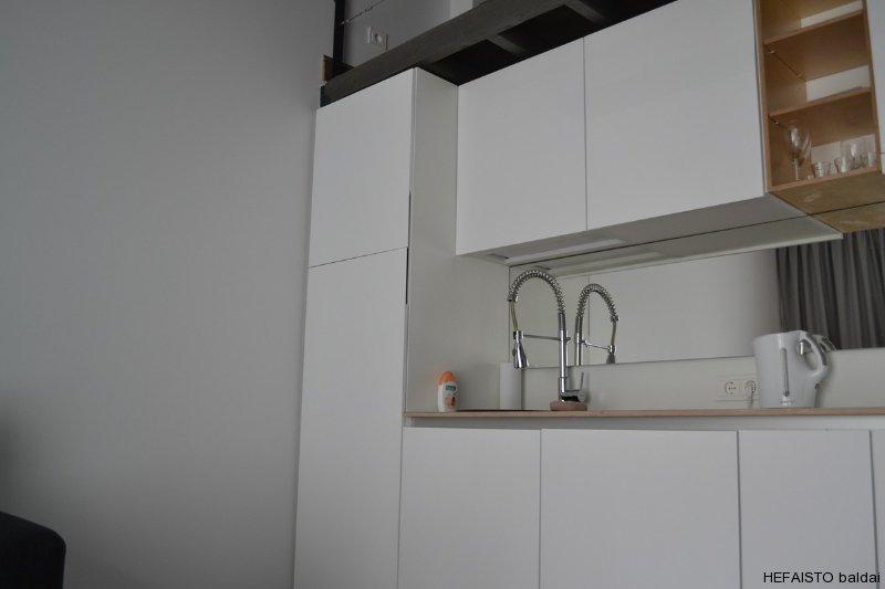 Virtuvė, Baldai